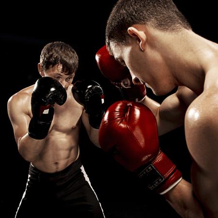 Categoría-Boxeo